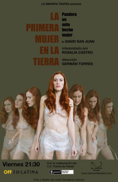 Imagen de Rosal�a Castro en el Off de la Latina
