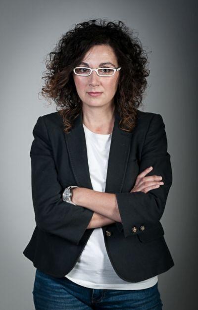 """Imagen de Cristina Fuentes en """"Fariña"""""""